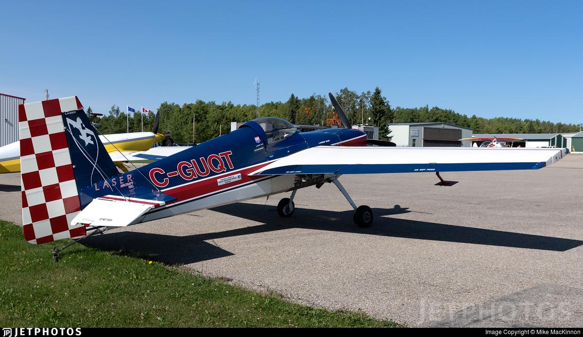 C-GUQT - Laser 230 - Private