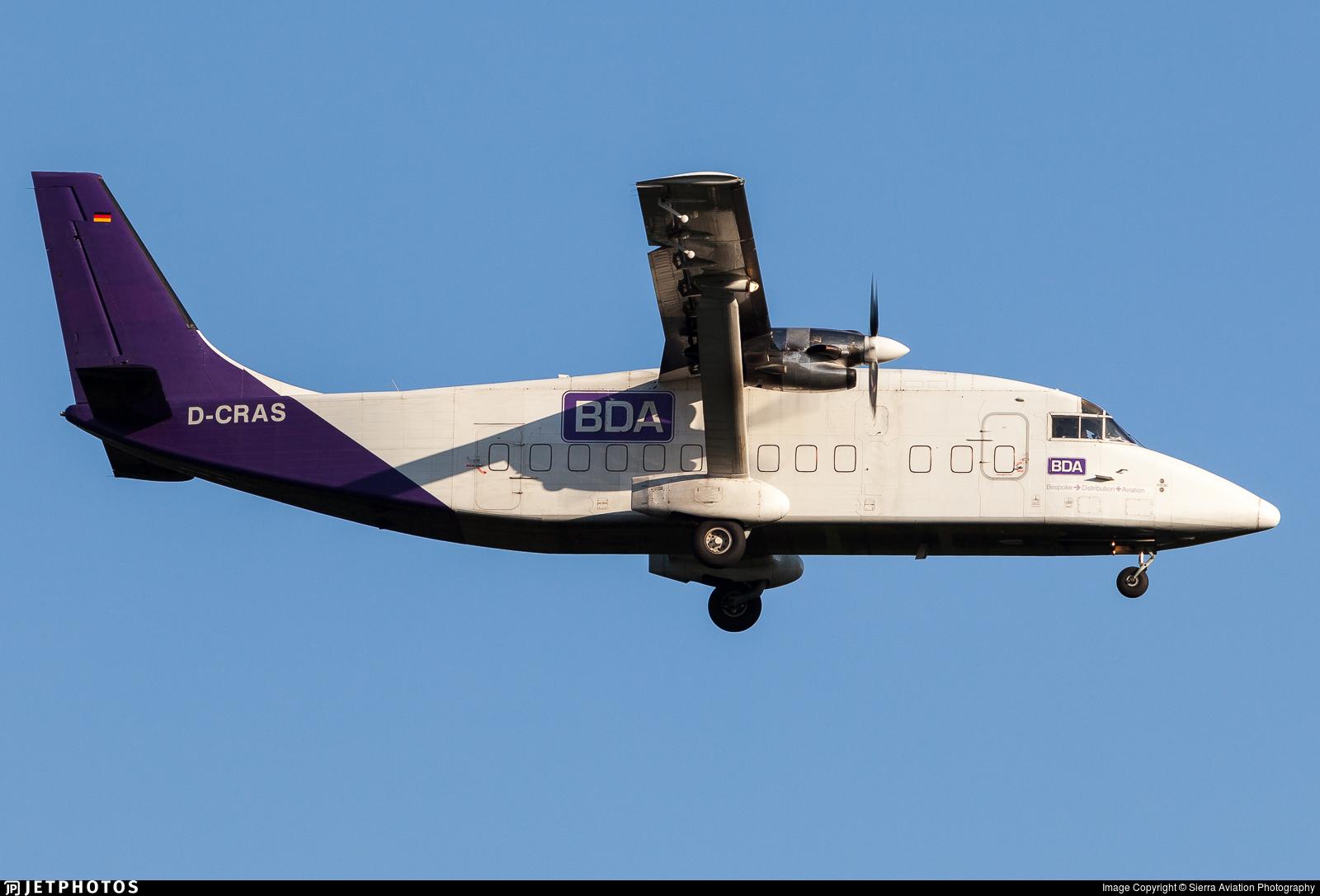 D-CRAS - Short 360-300 - Nightexpress