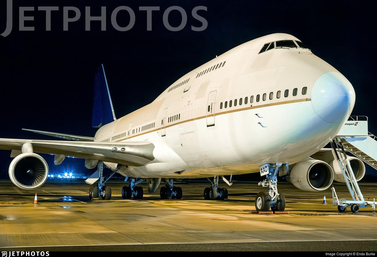 TF-AAD - Boeing 747-4H6 - Air Atlanta Icelandic