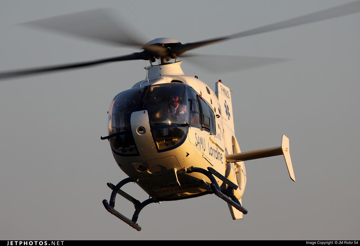 F-HNLO - Eurocopter EC 135T2+ - Mont Blanc Hélicoptères