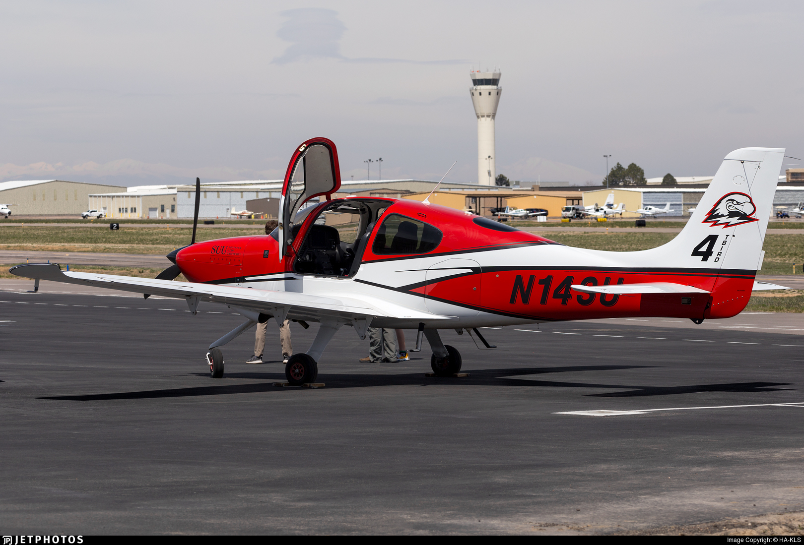 N14SU - Cirrus SR20 - SUU Southern Utah University Aviation