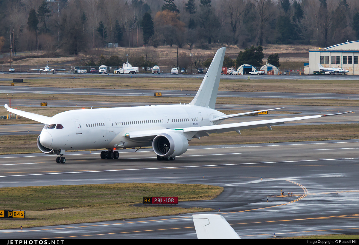 N1024A - Boeing 787-8 Dreamliner - Boeing Company