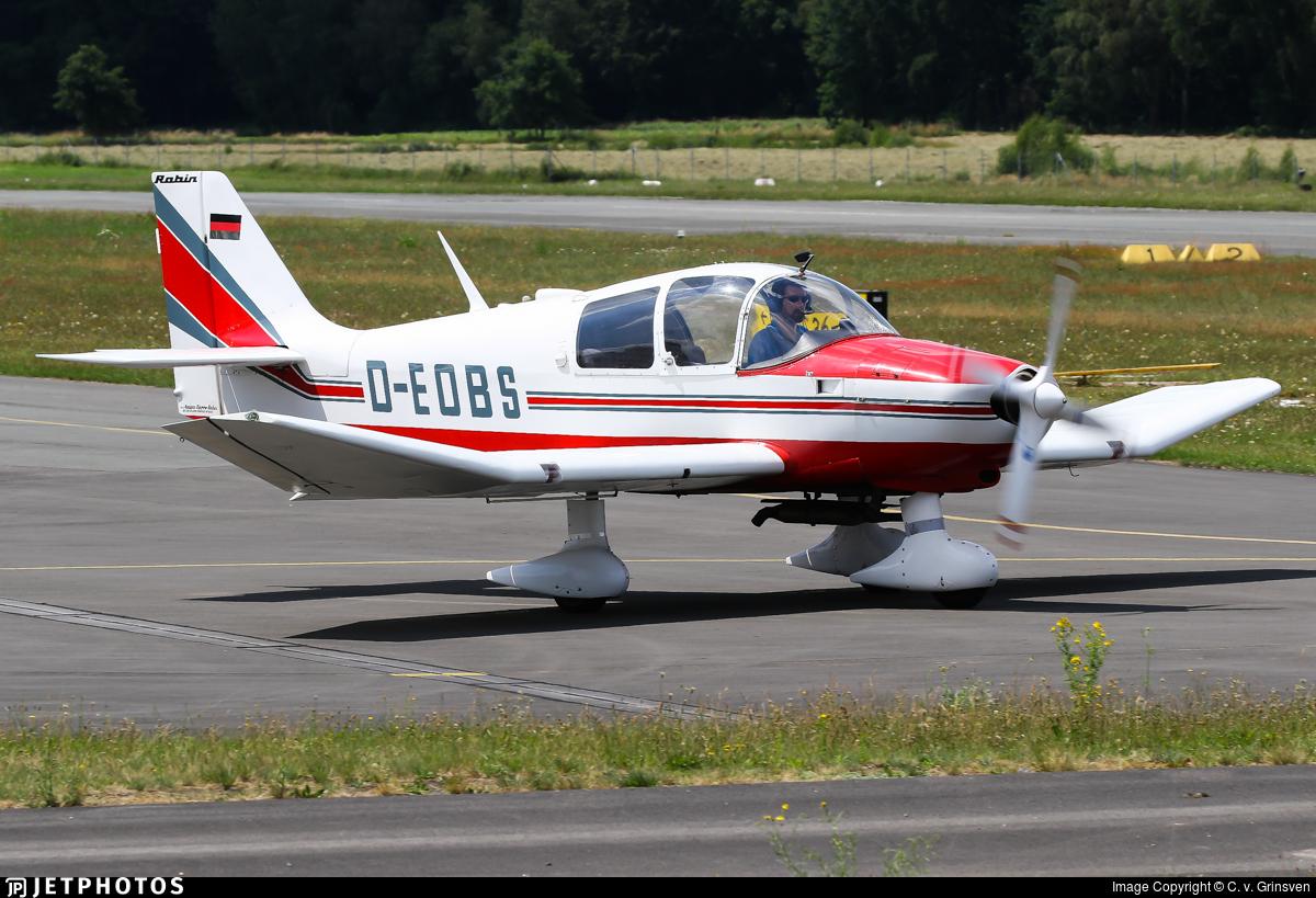 D-EOBS - Robin DR300/180R - Private