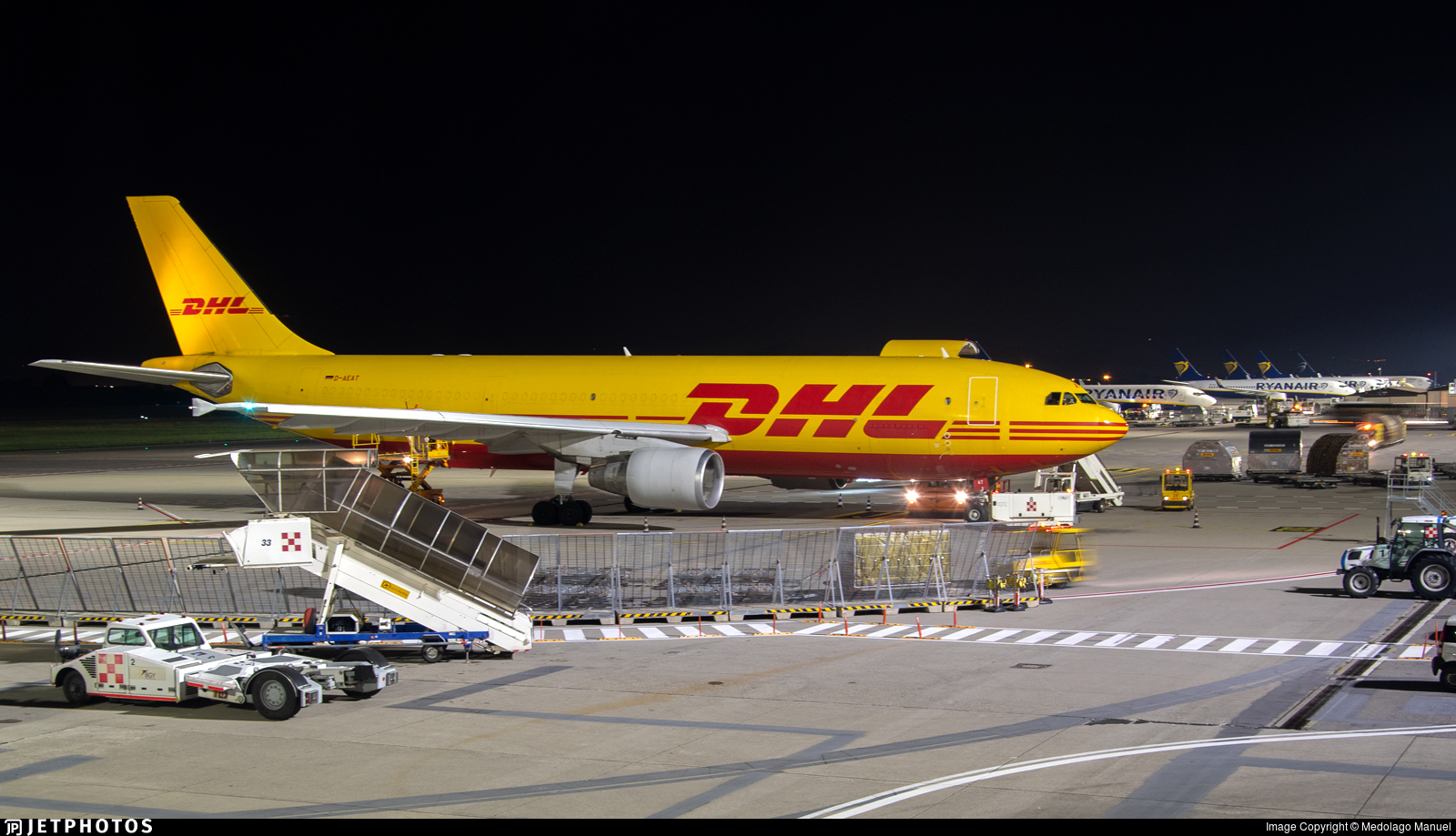 LIME - Airport - Ramp