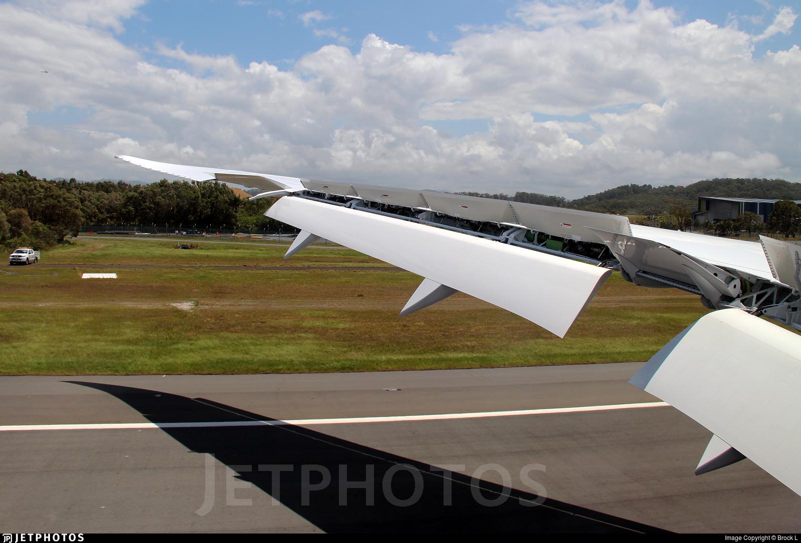 VH-VKA - Boeing 787-8 Dreamliner - Jetstar Airways