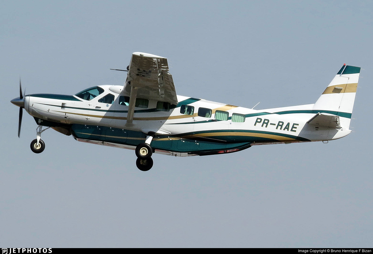 PR-RAE - Cessna 208B Grand Caravan - Private