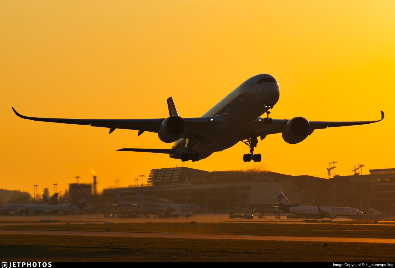D-AIXI - Airbus A350-941 - Lufthansa