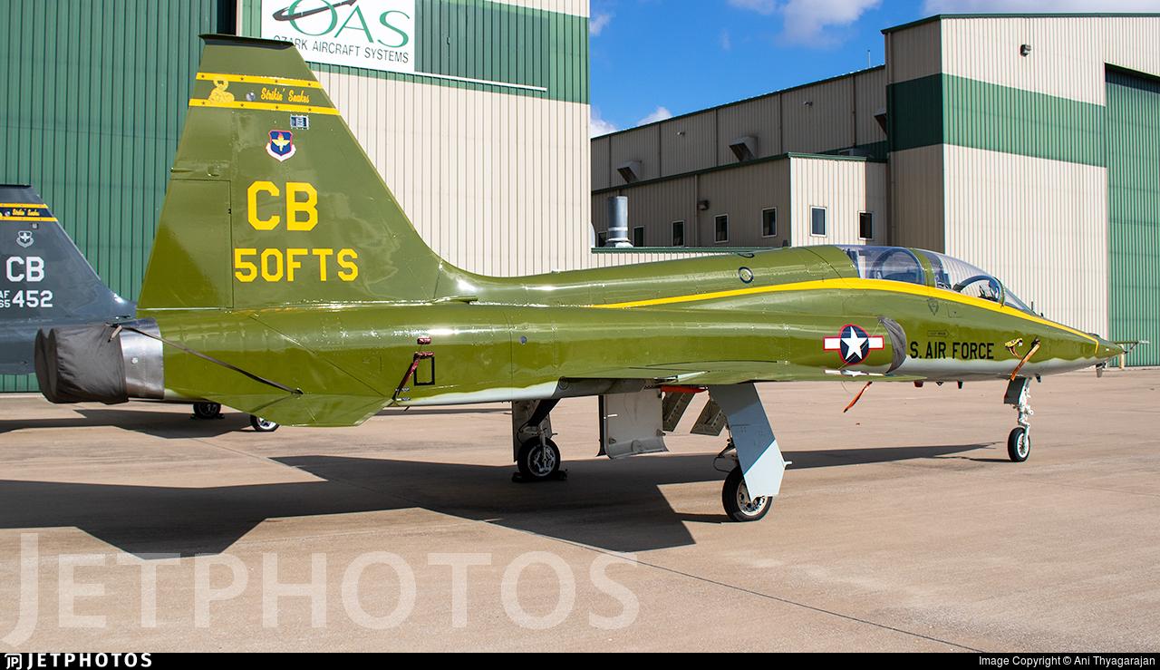 64-13203 - Northrop T-38C Talon - United States - US Air Force (USAF)
