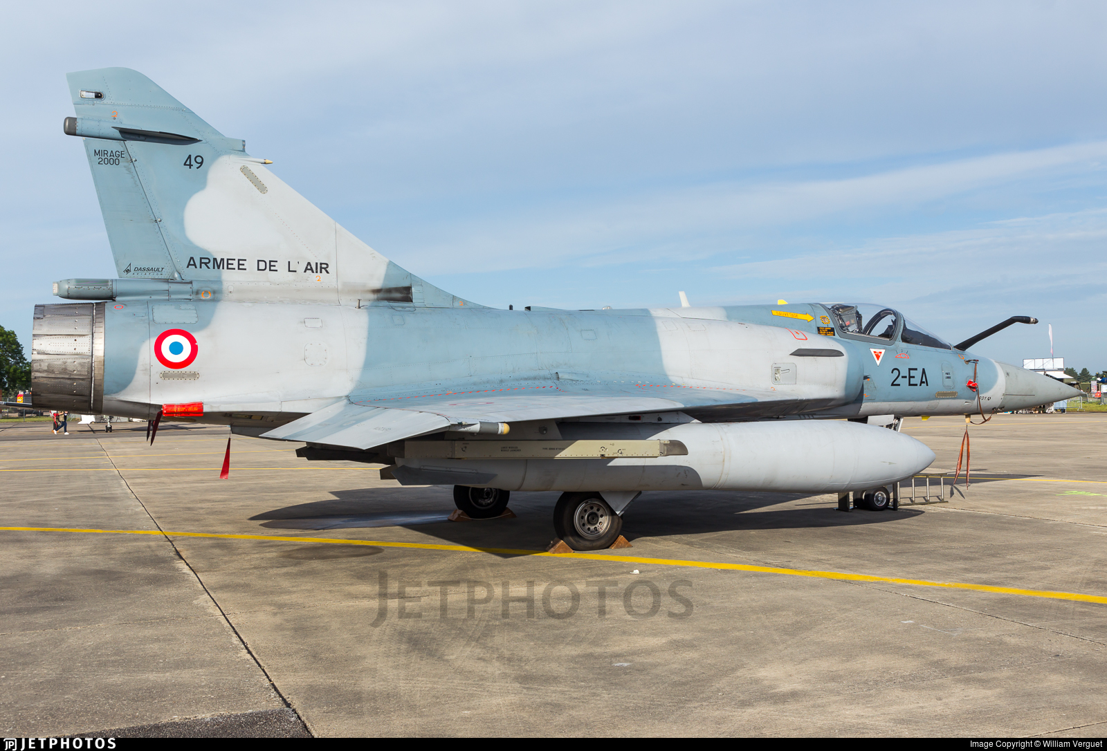 49 - Dassault Mirage 2000-5F - France - Air Force