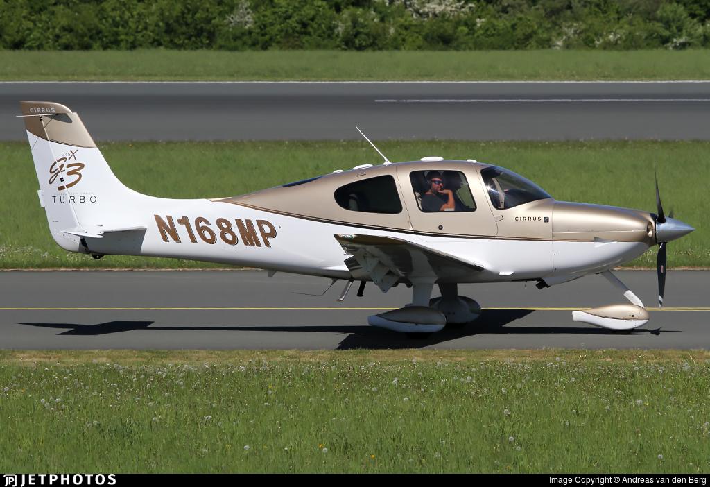 N168MP - Cirrus SR22-GTSx G3 Turbo - Private