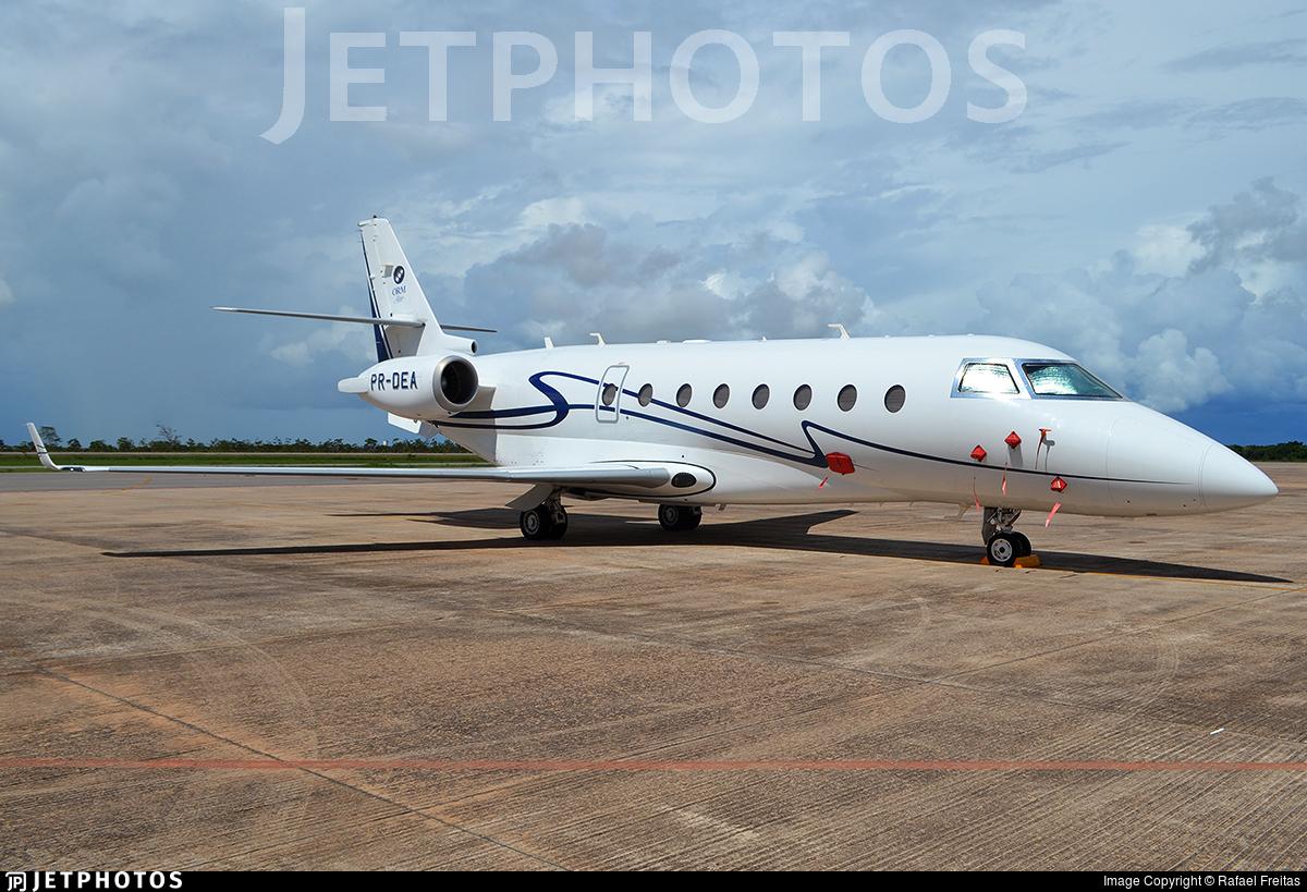 PR-DEA - Gulfstream G200 - Private