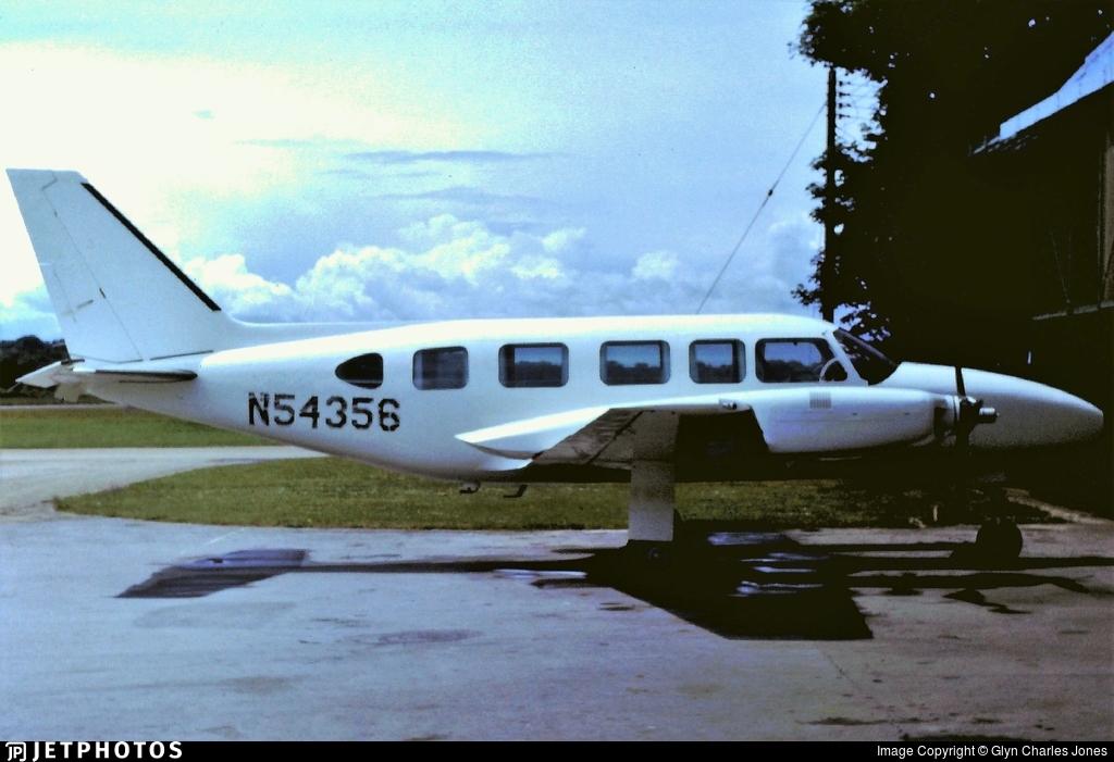 N54356 - Piper PA-31-350 Navajo Chieftain - Private