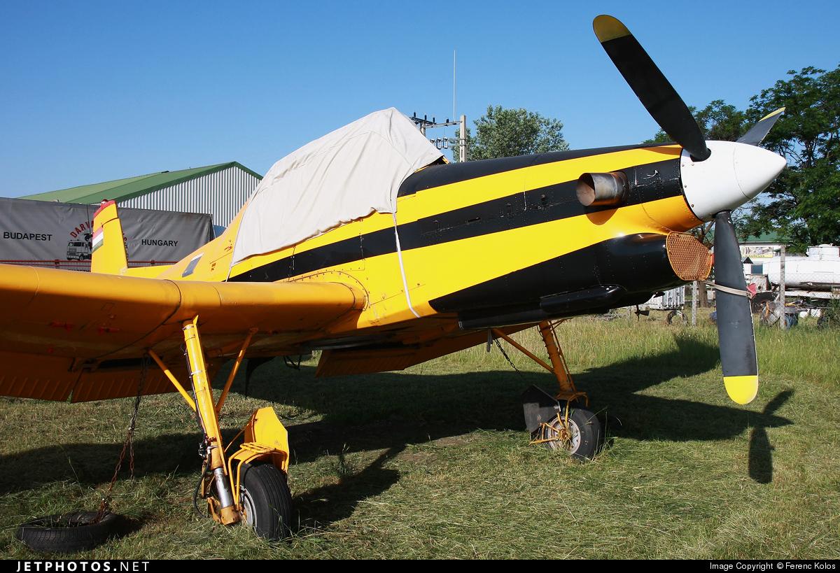 HA-MFC - Let Z-37T Agro turbo - Air Patrol