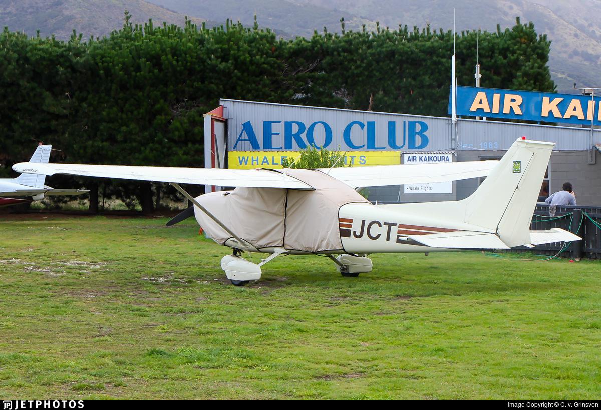 ZK-JCT - Cessna 172M Skyhawk - Dennis Thompson International