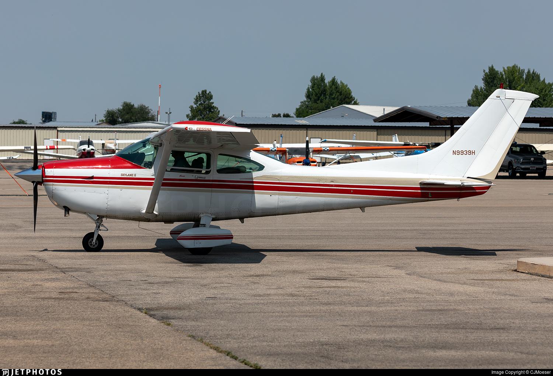 N9939H - Cessna T182T Turbo Skylane - Private