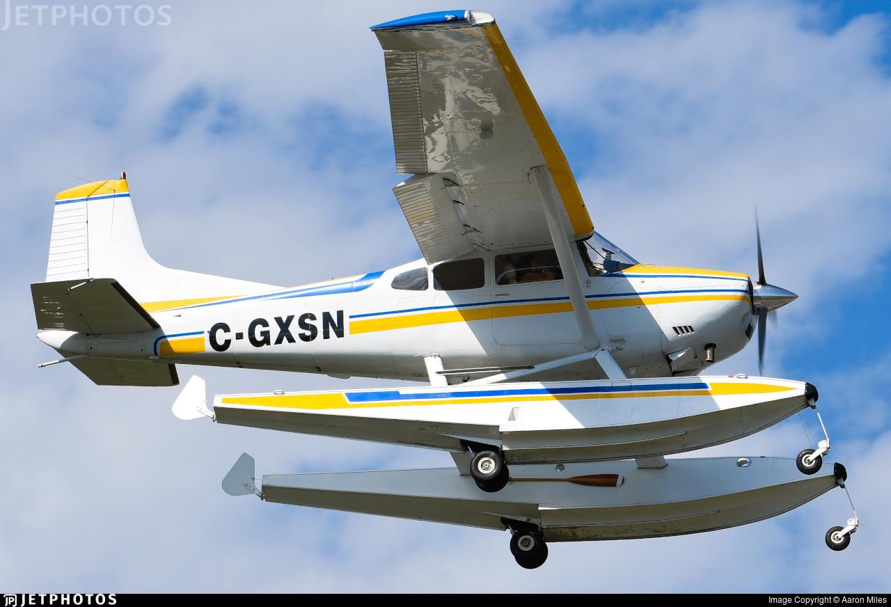 C-GXSN - Cessna A185F Skywagon - Private