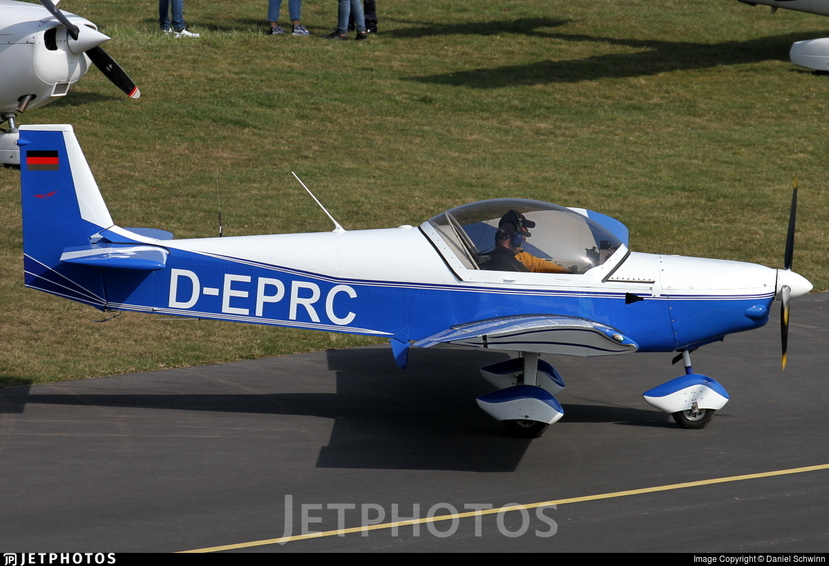 D-EPRC - Zenair CH601 - Private