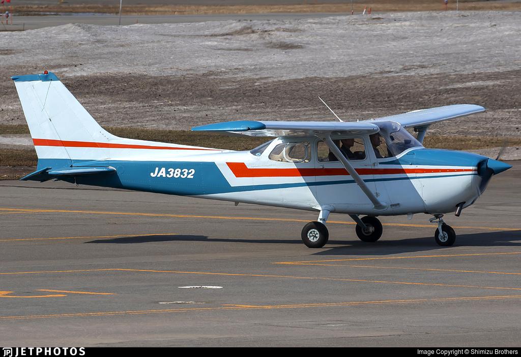 JA3832 - Cessna 172N Ram - Private