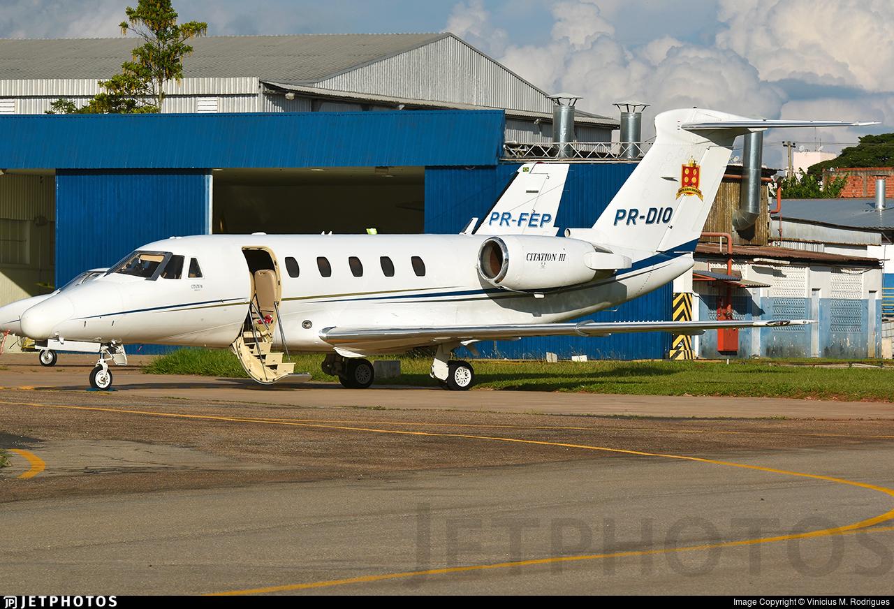 PR-DIO - Cessna 650 Citation III - Private