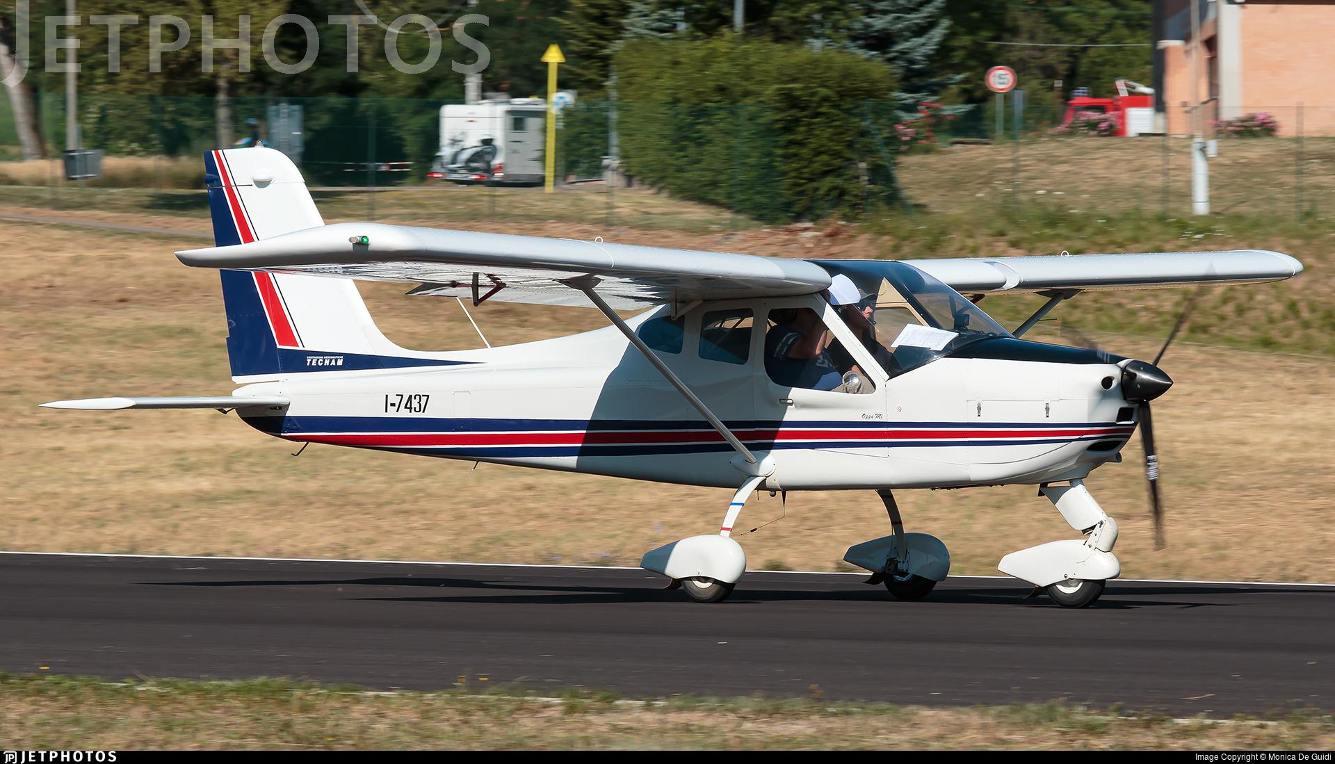 I-7437 - Tecnam P92 Echo - Private