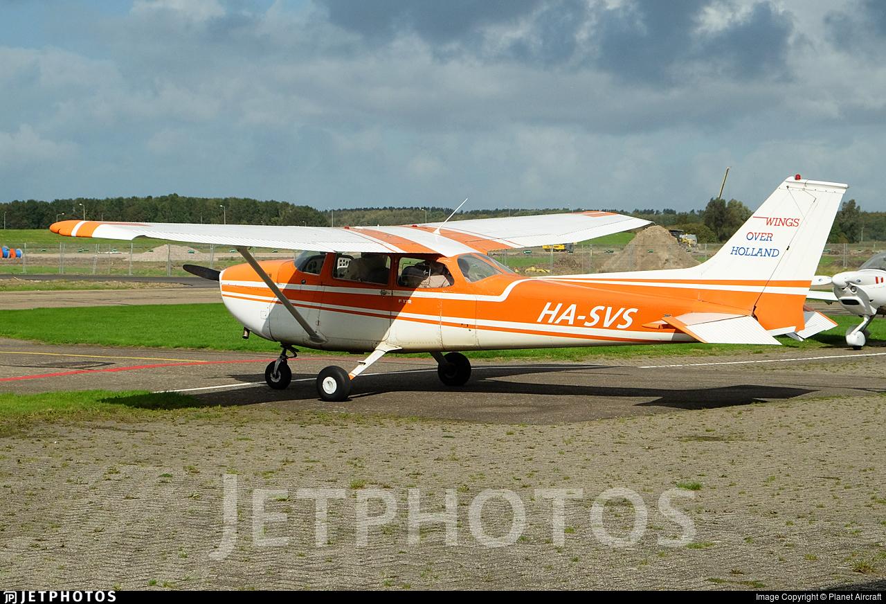 HA-SVS - Cessna 172M Skyhawk - Wings over Holland