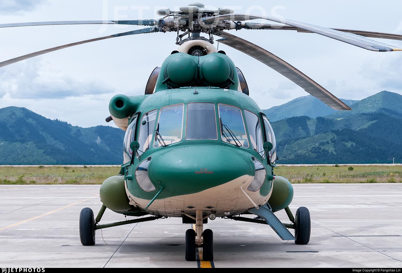 LH92789 - Mil Mi-171E Baikal - China - Army