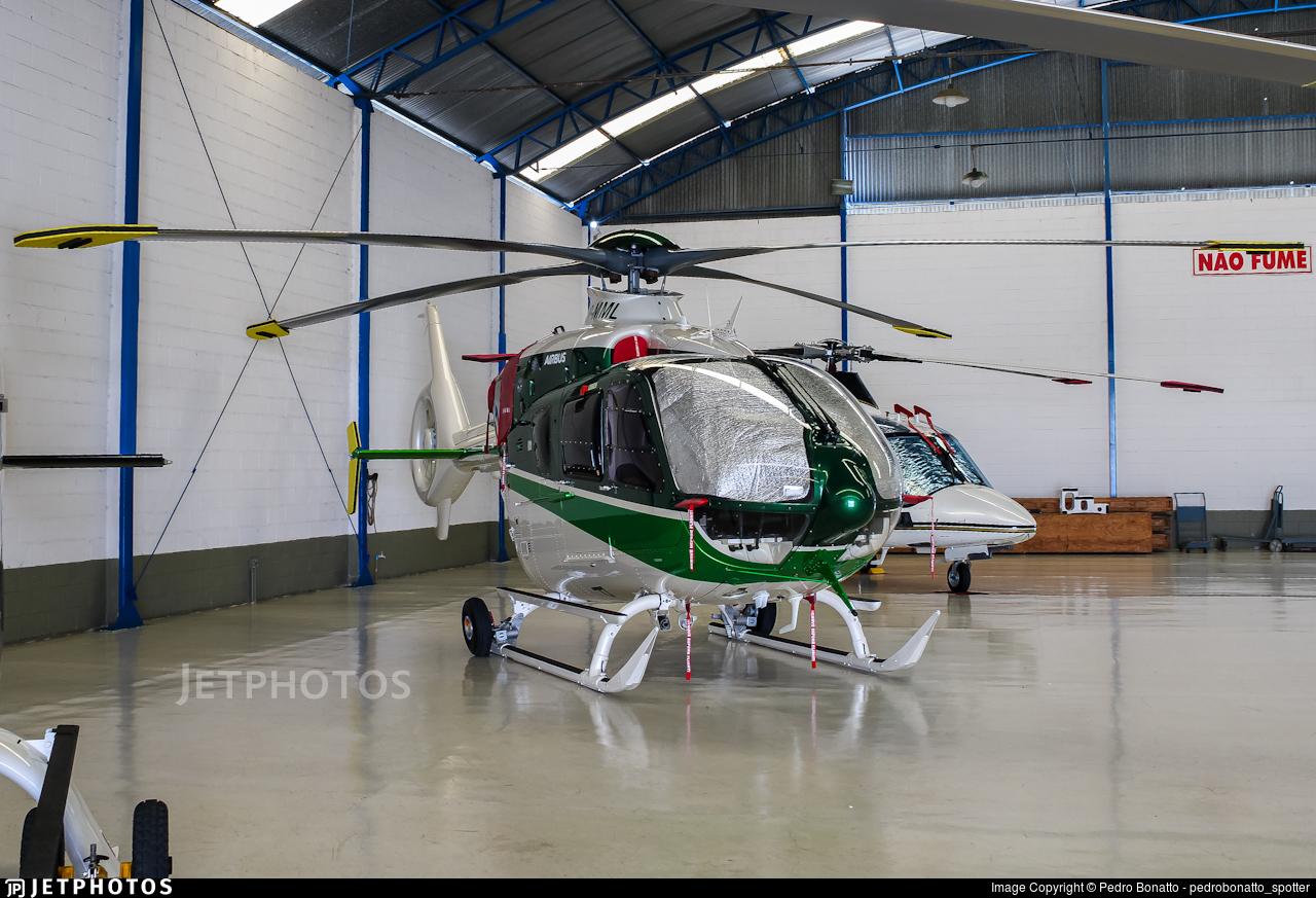 PP-MML - Eurocopter EC 135P2+ - Private