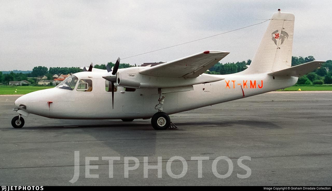 XT-KMJ - Aero Commander 500B - Private