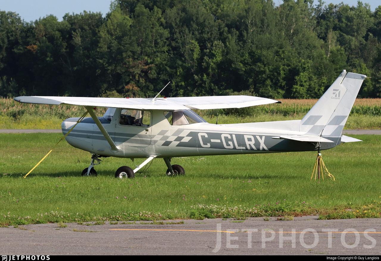 C-GLRX - Cessna A152 Aerobat - Private