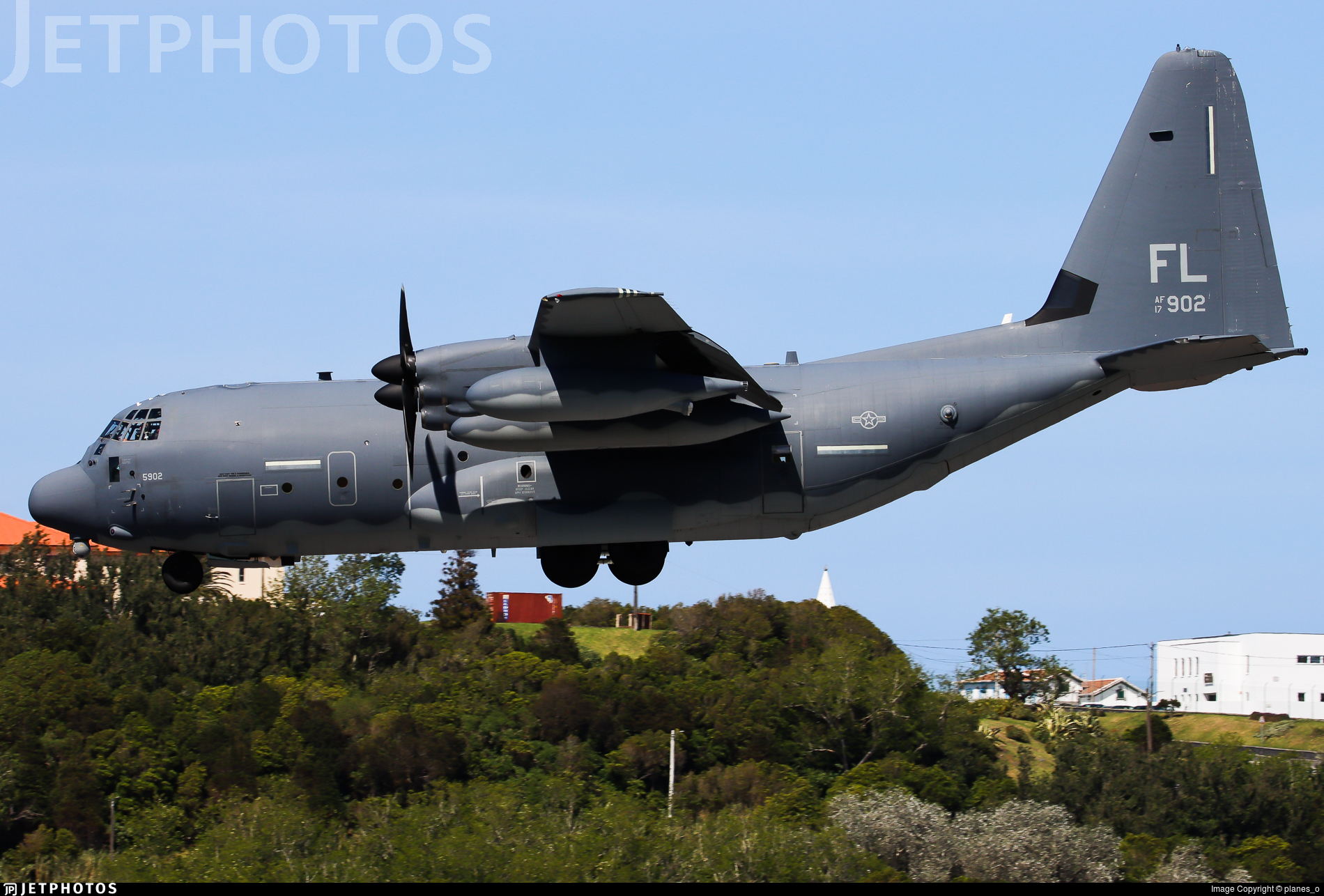 17-5902 - Lockheed Martin HC-130J Combat King II - United States - US Air Force (USAF)
