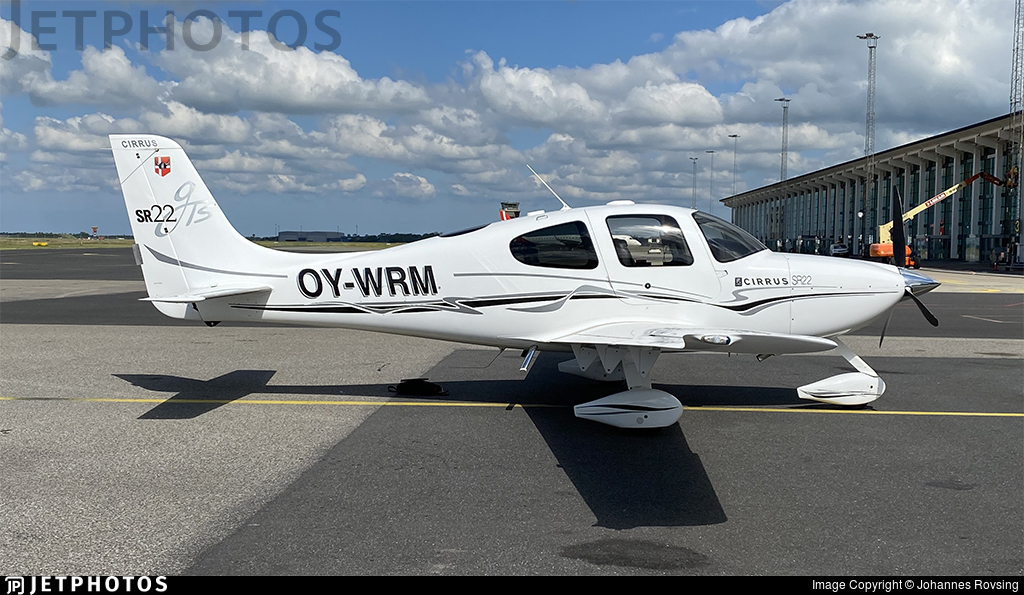 OY-WRM - Cirrus SR22 G2 GTS - Rovsing Wehowski Aviation