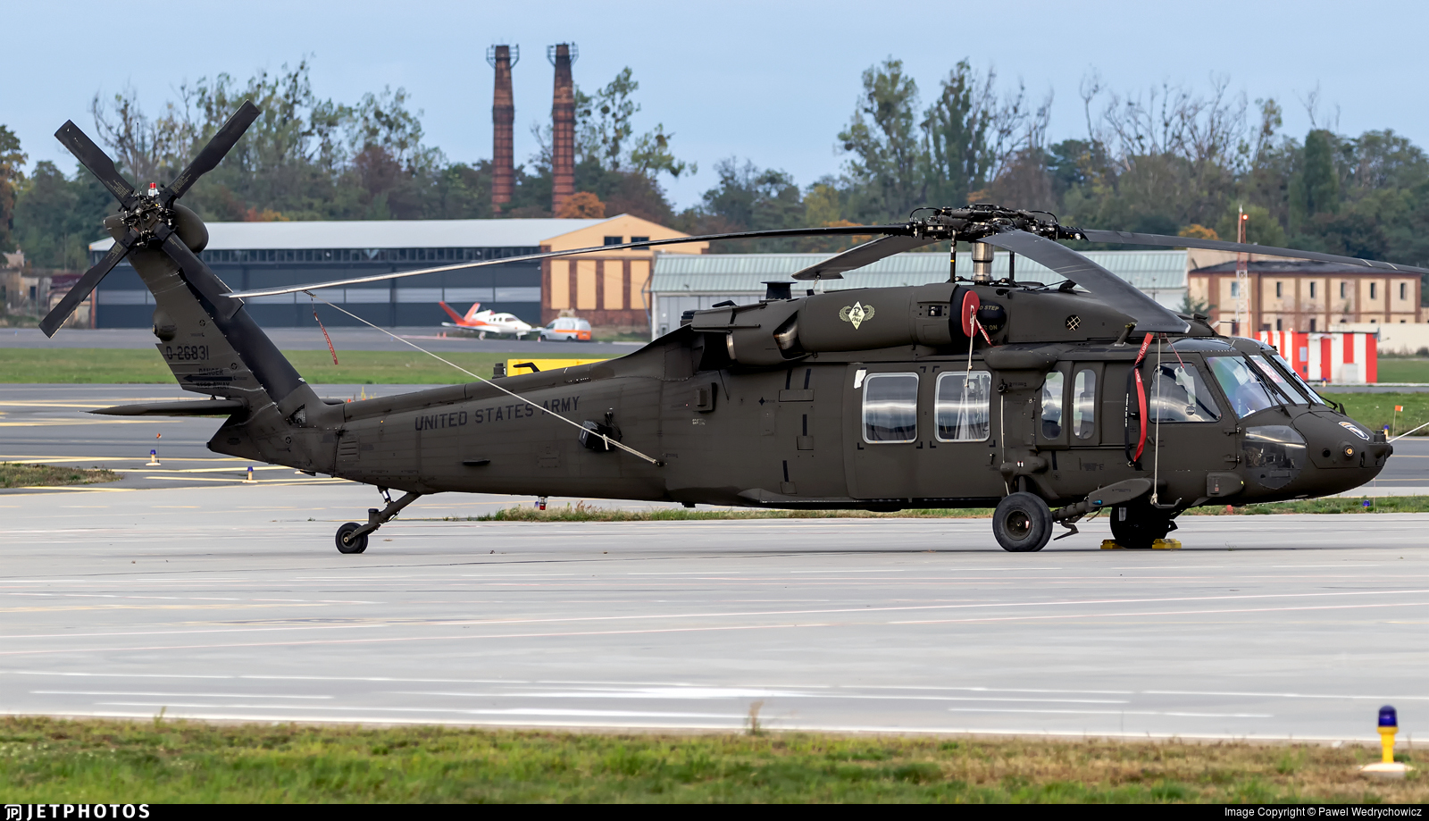 99-26831 - Sikorsky UH-60L Blackhawk - United States - US Army