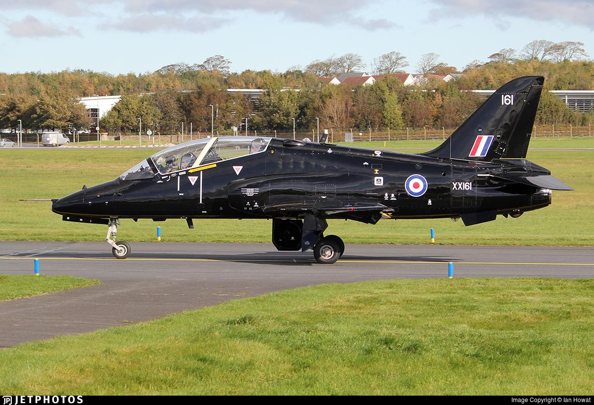 XX161 - British Aerospace Hawk T.1W - United Kingdom - Royal Navy
