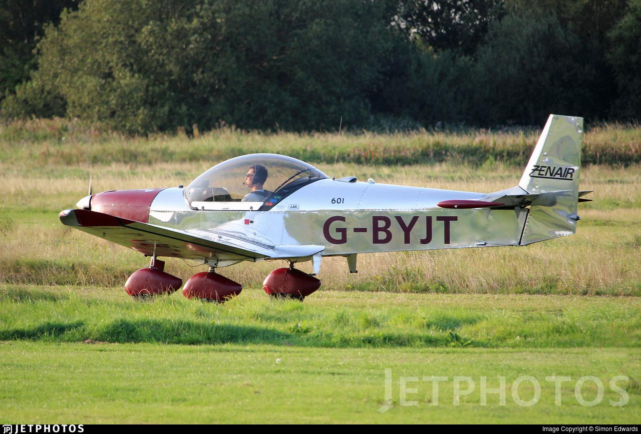 G-BYJT - Zenair CH601 - Private