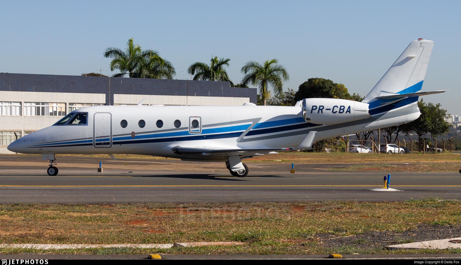 PR-CBA - Gulfstream G150 - Private