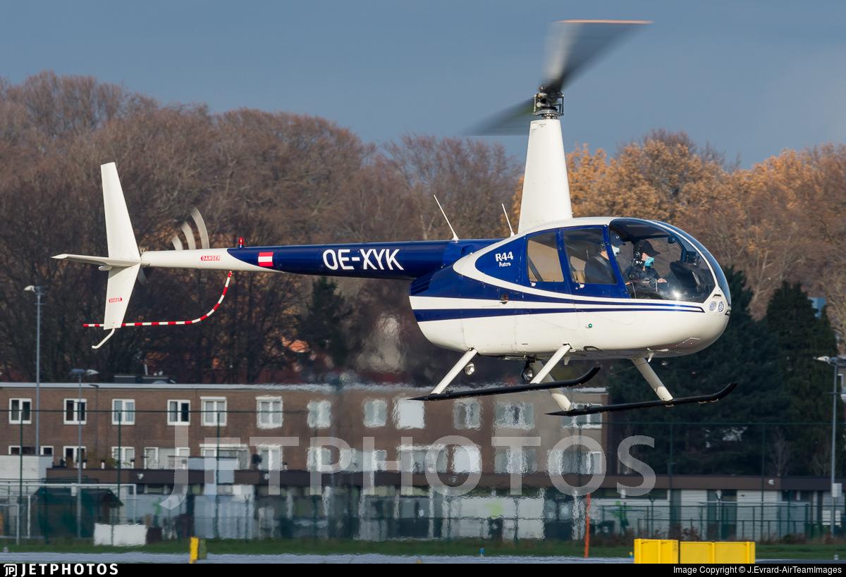 OE-XYK - Robinson R44 Astro - Héli and Co
