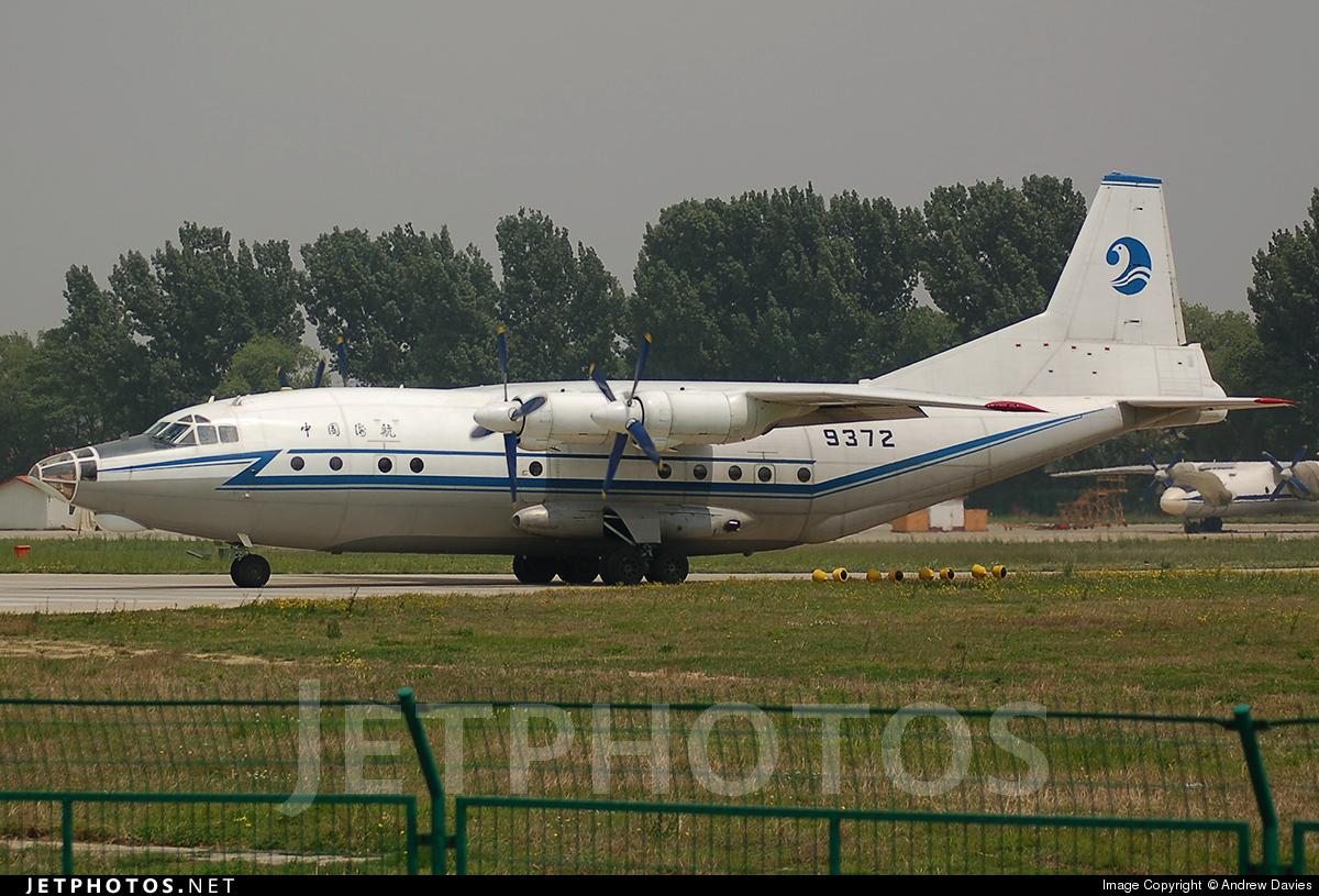 9372 - Shaanxi Y-8C - China - Navy