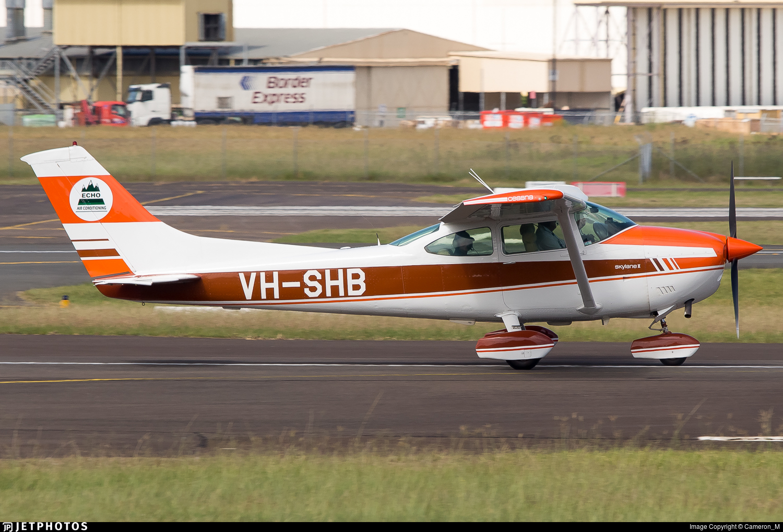 VH-SHB - Cessna 182Q Skylane - Private
