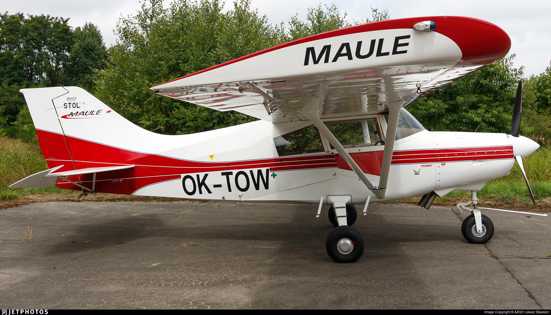 OK-TOW - Maule MXT-7-180A - Private