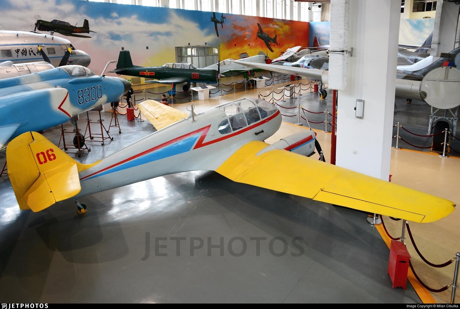 7508 - Aero 45 - China - Air Force