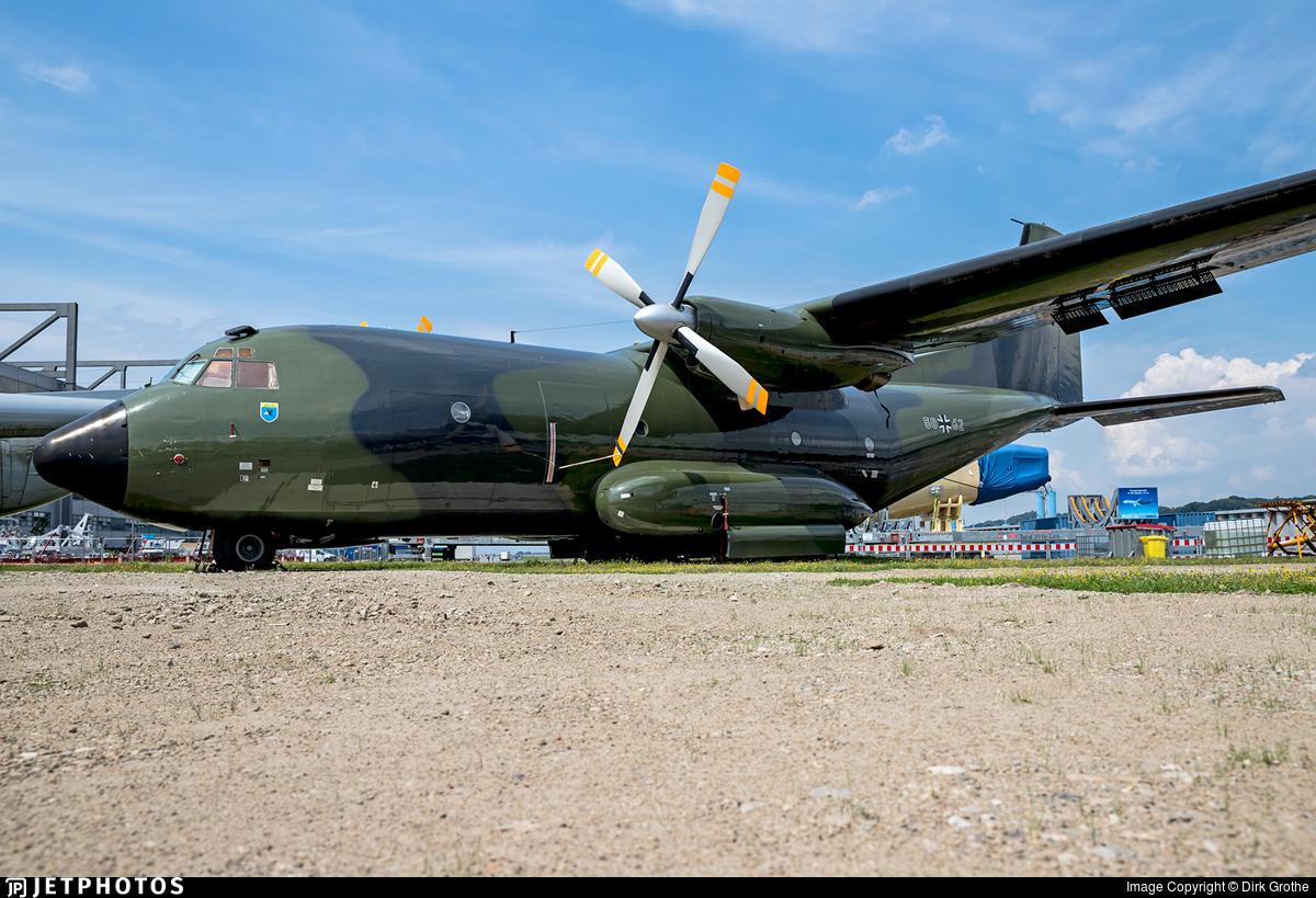 50-62 - Transall C-160D - Germany - Air Force
