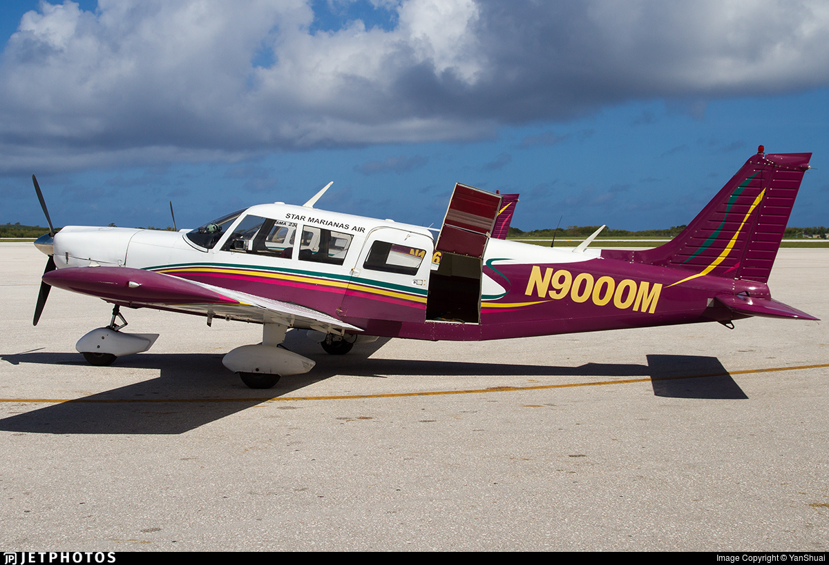 N9000M - Piper PA-32-300 Cherokee Six - Private
