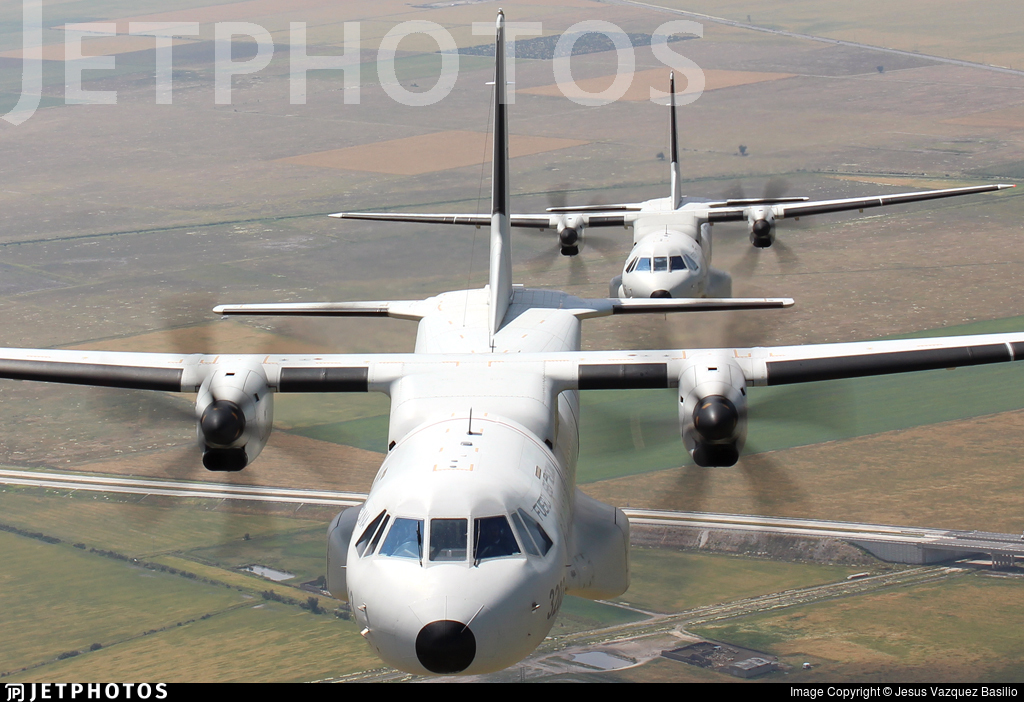 3203 - CASA C-295M - Mexico - Air Force
