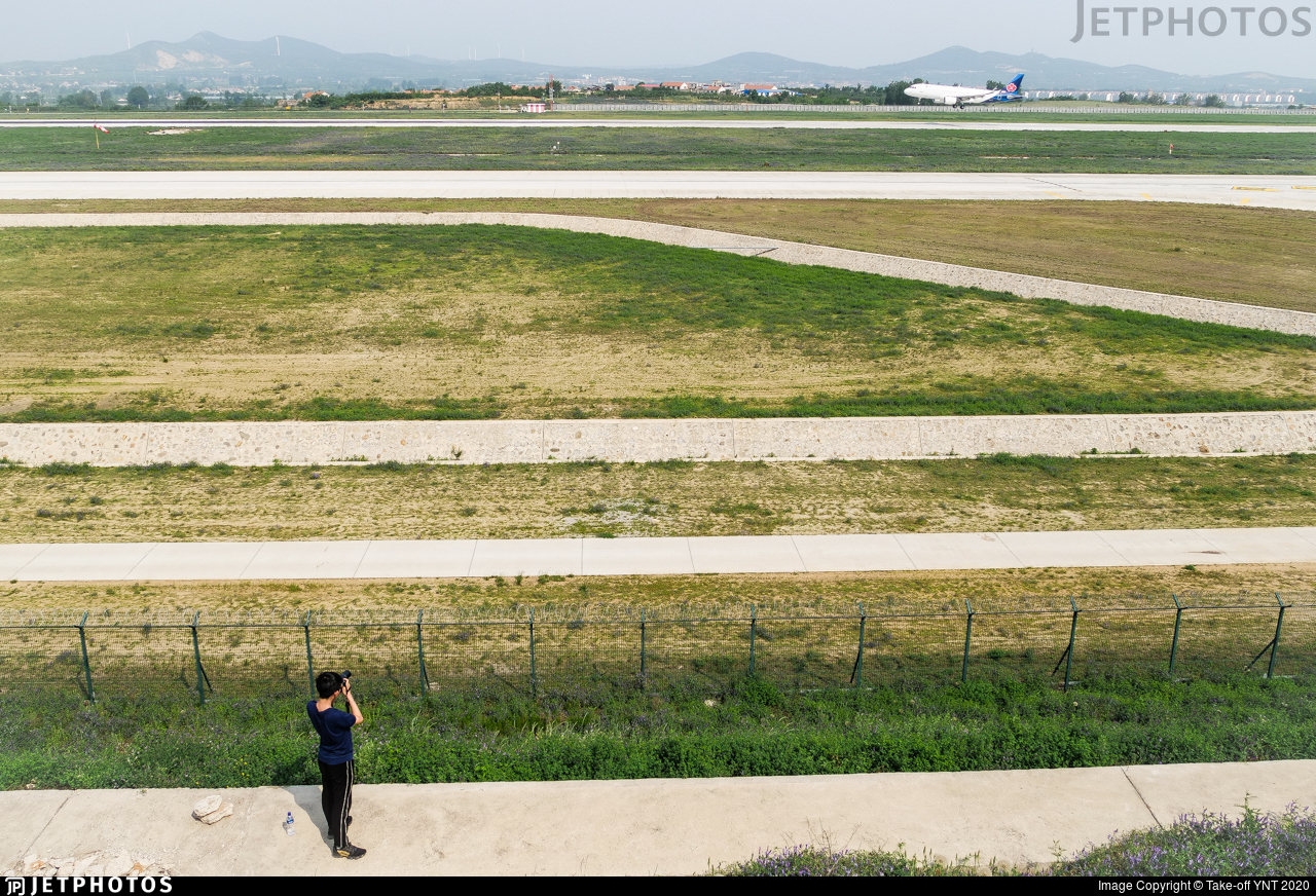 ZSYT - Airport - Spotting Location