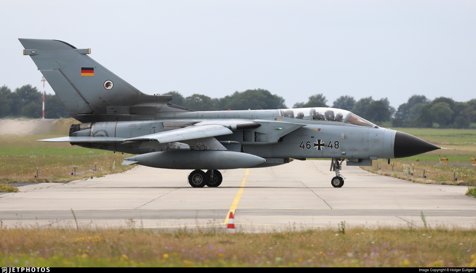 46-48 - Panavia Tornado ECR - Germany - Air Force