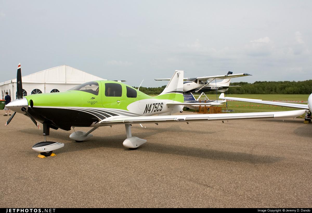 N475S - Cessna T240 Corvalis TTX - Cessna Aircraft Company