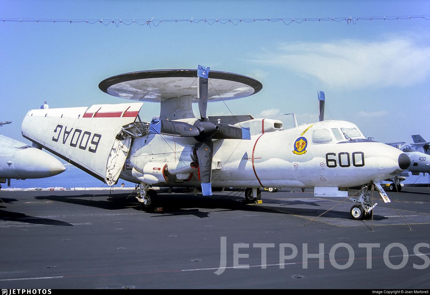 162800 - Grumman E-2C Hawkeye - United States - US Navy (USN)
