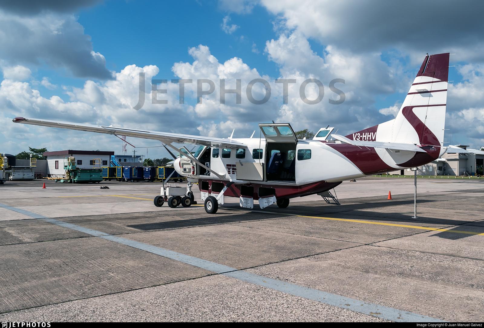 V3-HHV - Cessna 208B Grand Caravan EX - Tropicair