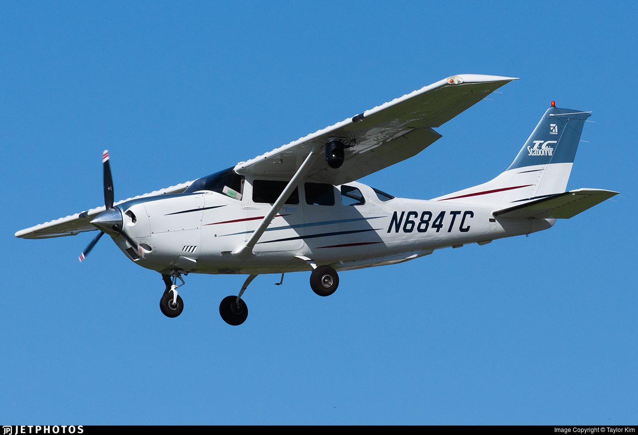 N684TC - Cessna T206H Stationair TC - Private