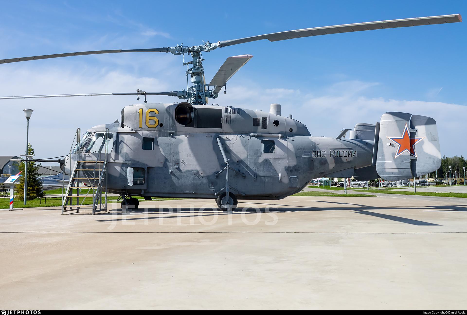 10 - Kamov Ka-29TB - Russia - Navy